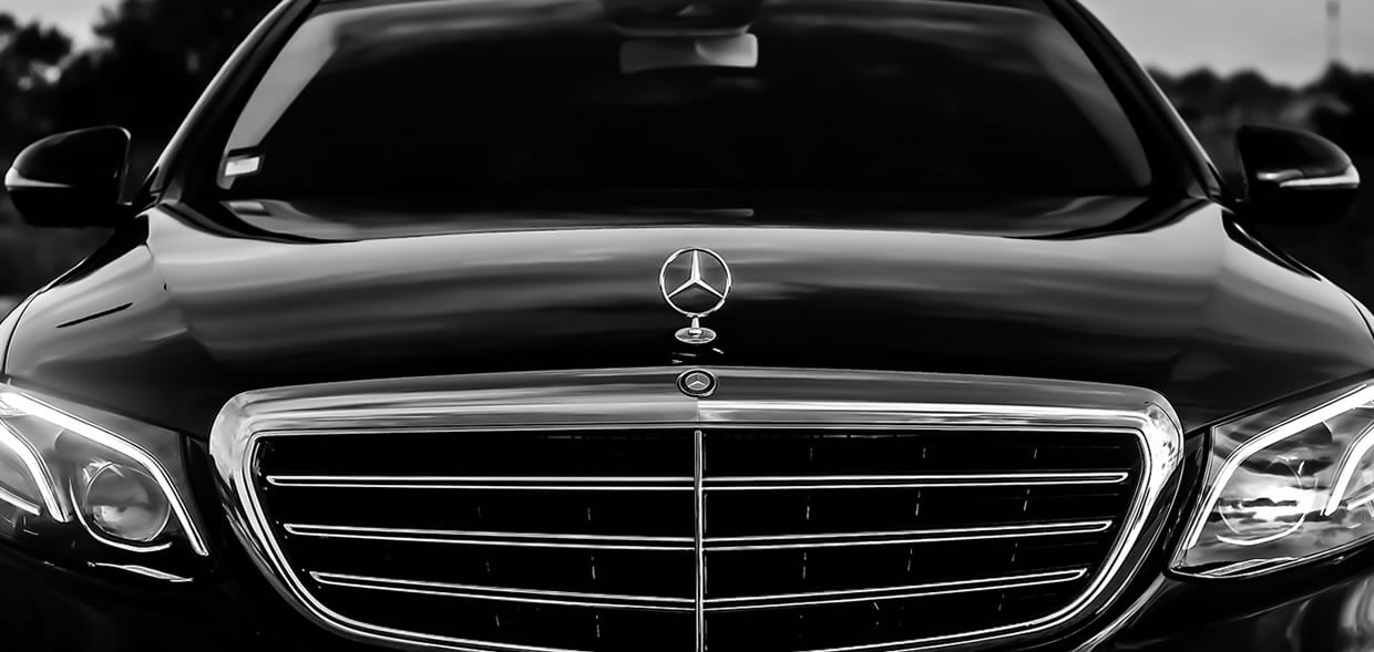 High-end car driver in Paris - For business, daily life or tourism