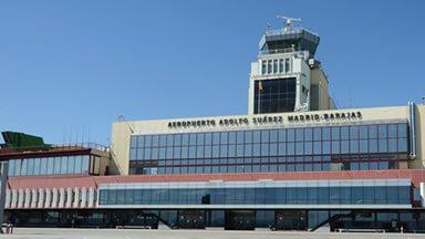 VTC Aéroport Madrid Barajas