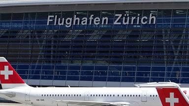 VTC Aéroport Zurich