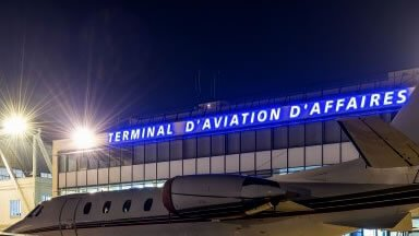 VTC Aéroport Paris le Bourget
