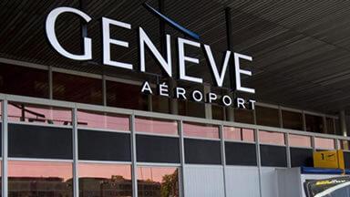 VTC Aéroport Genève