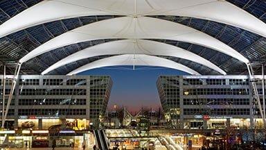 VTC Aéroport Munich Munchen